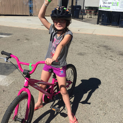 Kids Bike Lane, Empowering Kids Nonprofit